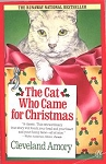 Collectible Cat Book, The Cat Who Came For Christmas