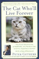 Collectible Cat Book, The Cat Who'll Live Forever