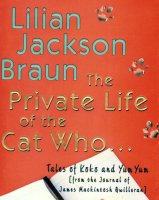 Collectible Cat Book, The Private Life Of The Cat Who