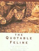 Collectible Cat Book, The Quotable Feline