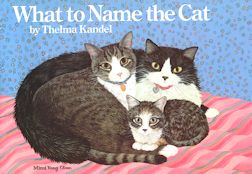 Collectible Cat Book, What To Name The Cat