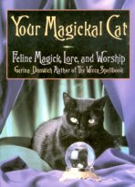 Collectible Cat Book, Your Magickal Cat