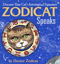 Collectible Cat Book, Zodicat Speaks