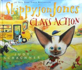 Collectible Children's Cat Book, Skippyjon Jones, Class Action