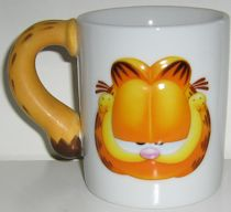 Collectible Garfield Mag, Garfield Face