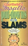 Collectible Garfield Book, Garfield's Insults, Put-Downs & Slams