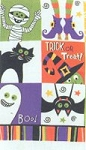 Cat Kitchen Towel, Halloween, Terry