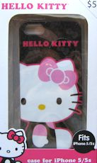 Hello Kitty i Phone Case (5/5s)