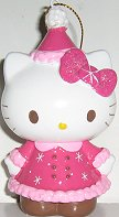 Hello Kitty Christmas Ornament