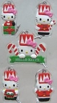 Hello Kitty Ornament Set