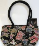 Laurel Burch Cat Purse, Feline Fairies