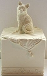 Memorial Cat Urn, Cat Ashes