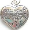 Cat Charm, Cats Leave Paw Prints