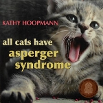 Collectible Cat Book, All Cats Have Asperger Syndrome