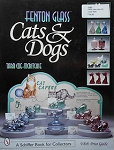 Collectible Cat Book, Fenton Glass Cats & Dogs