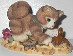 Collectible Calico Kitten, Scorpio