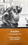 Collectible Cat Book, Amber