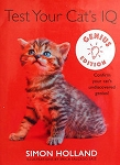 Collectible Cat Book, Test Your Cat's IQ