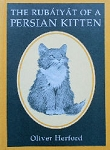 Collectible Cat Book The Rubaiyat Of A Persian Kitten