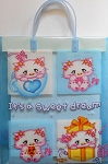 Collectible Cat Gift Bag, Sweet Dream