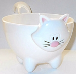 Collectible Cat Measuring Cup, One Cup