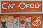Collectible Catopoly Game