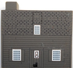 Collectible Cat's Meow Village, Wooden Schoolhouse