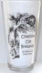 Collectible Cheshire Cat Brewpub Glass
