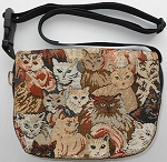 Collectible Fanny Pack With Cats
