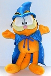 Collectible Garfield Plush, Wizard Garfield