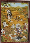 Collectible Japanese Cat Note Cards