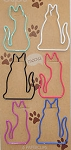 Gift, Cat Paper Clips