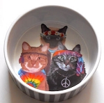 Sample, Cat Bowl, Groovy Cats