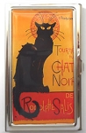 Sample, Cat Business Card Case, Chat Noir