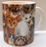 Sample, Crazy Cat Lady Mug