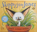 Collectible Cat Book & CD, Skippyjon Jones