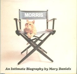 Collectible Cat Book, Morris The Cat