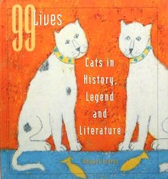 Collectible Cat Book, 99 Lives