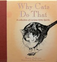 Collectible Cat Book, Why Cats Do That